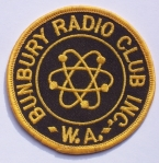 Bunbury Radio Club Badge